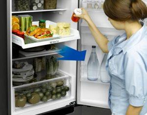Hűtőszekrény - intelligens megoldásokkal