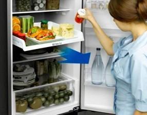 Intelligens hűtőszekrény
