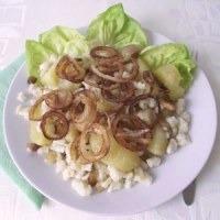 Krumplis tészta –  másképp