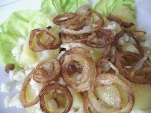 Krumplis tészta - másképp