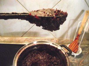 Szilvalekvár főzése