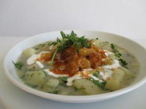 Krumplifőzelék - olcsó főzelékek