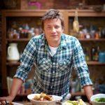 Jamie Oliver a konyhában