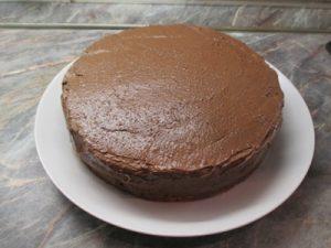 Torta készen