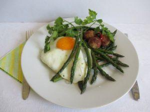 Zöld spárga recept 2