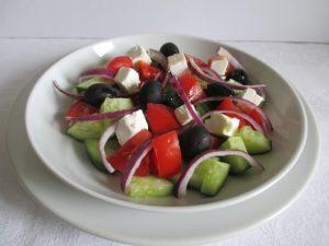 Görög saláta 1