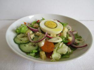 Tavaszi saláta 1