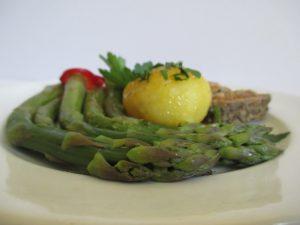 Zöld spárga húshoz 2