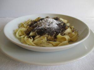 Mákos tészta 1