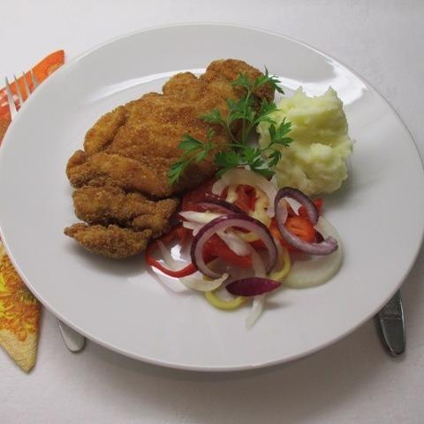 Rántott csirkecomb