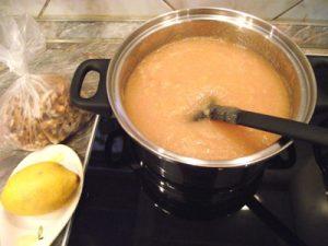 Birsalmapép főzése