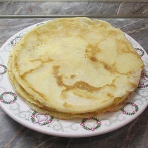 Palacsinta tészta
