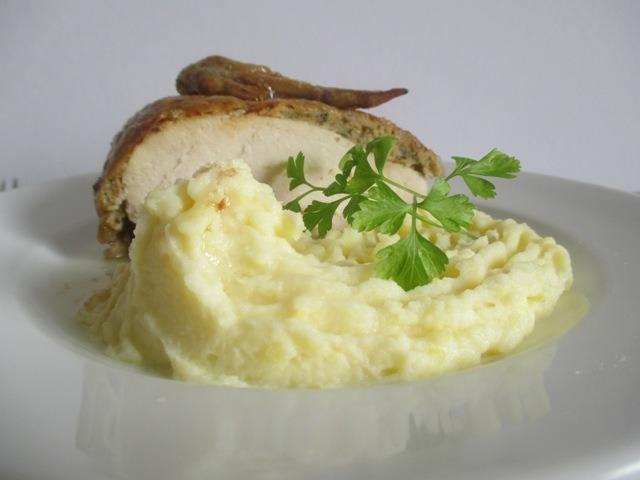 Töltött csirke 1