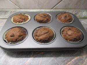 Muffinok sütve