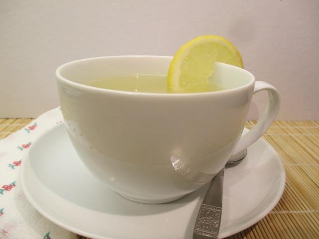 Gyömbér tea