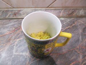 Tea készítése 1