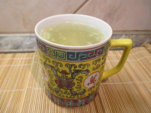 Tea készítése 2