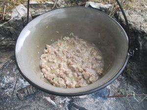 Hús párolása 2