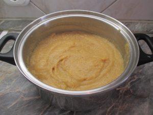 Birsalma főzés 3
