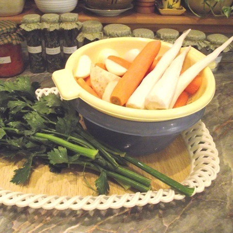 Leveszöldség eltevése – télre