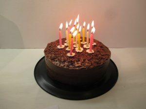 Torta megtöltva 2