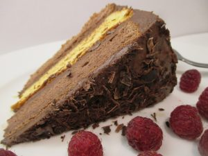 Csokoládé torta 1