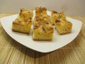 Almás süti 1