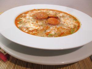 Korhely leves tálalva 2
