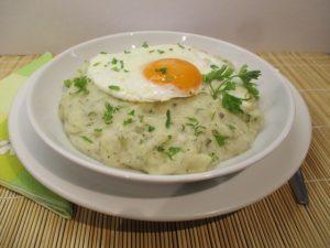 Krumpli főzelék 1
