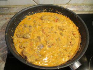 Étel készen