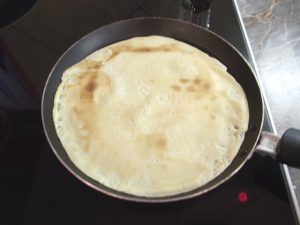 Palacsinta sütés 2