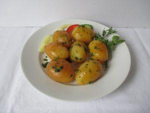 Petrezselymes krumpli 1