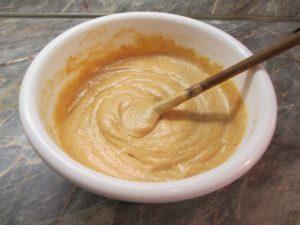 Kész tésztamassza