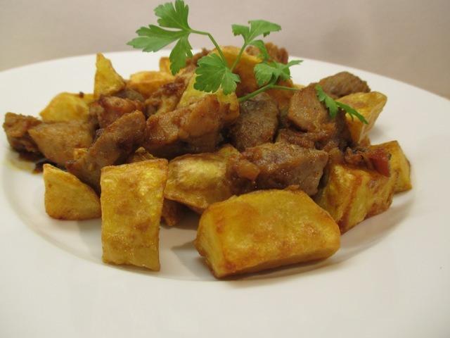 Brassói aprópecsenye - eredeti recept