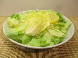 Fejes saláta 1