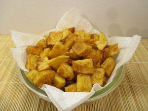 Sültkrumpli készen