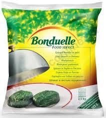 Mirelit spenót Bonduelle
