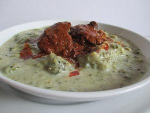 Brokkoli főzelék 1