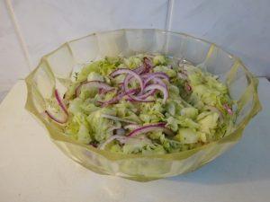 Saláta alap