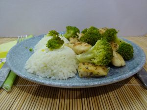 Brokkolis csirkemell 1