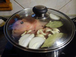 Csülök főzése 2