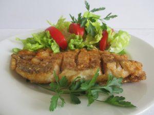 Sült hal