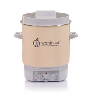 Weninger befőzőautomata alpkészülék 1
