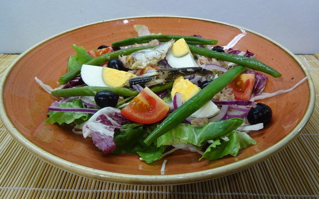 Nizzai saláta