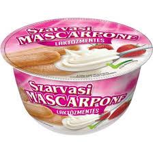 Laktózmentes mascarpone