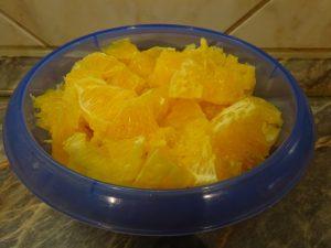 Feldarabolt narancsbél