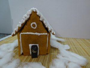 Mézeskalács ház 1