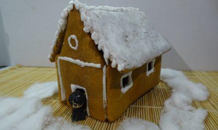 Mézeskalács ház