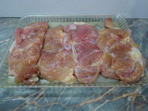 Hús panírozás előtt