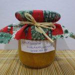 Karácsonyi narancslekvár – pektin hozzáadása nélkül